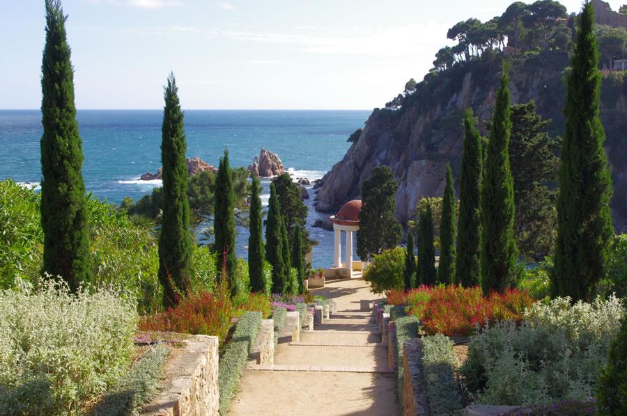 Botanischen Gärten